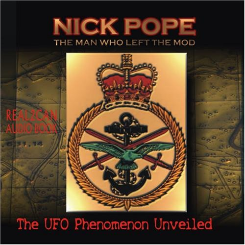 Price comparison product image Nick Pope: The Man Who Left the MOD