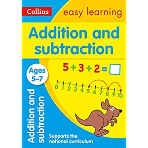 Addition-and-Subtraction-Ages-5-7-Prepare-for-school-with-easy-home-learning-Collins-Easy-Learning-KS1-Paperback--26-Jun-2015