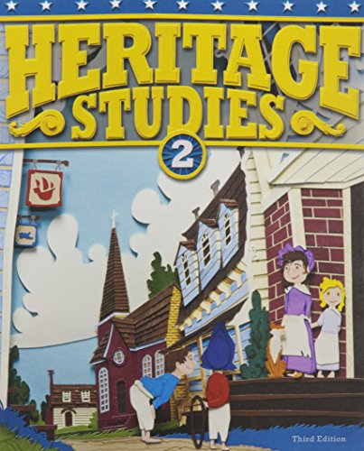 BJU Press Heritage Studies 2 Student Text