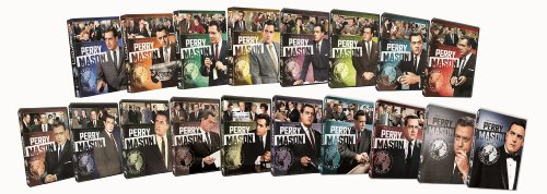 Perry Mason: Complete Series Pack