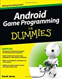 Android Game Programming for Dummies, Roger Crawfis and Rajiv Ramnath, 1118027744