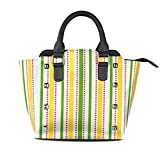 FANTAZIO coach handbags Multicolor Stripe for party/Shopping
