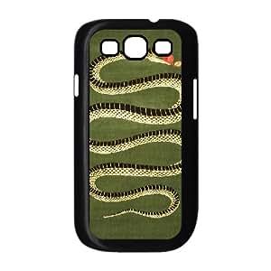 Samsung Galaxy S3 Cases D48e20614adc89059a23db02ecc06b19, Snake Cases Dustin, {Black}
