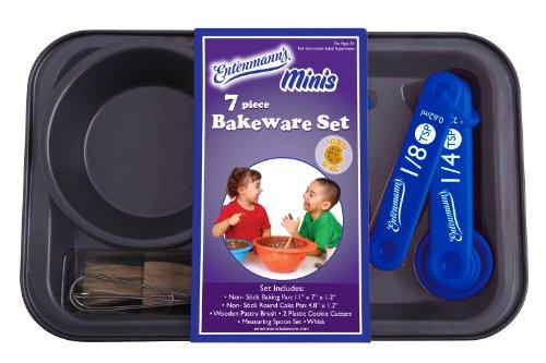 ENTENMANNS BAKEWARE Kids Bake Set, 7-Piece by Entenmann's Bakeware (Image #1)