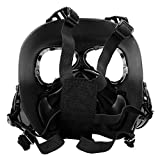 ZYC Full Face Gas Mask Military Reality CS Field