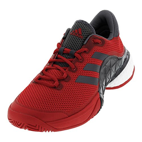Boost Mens Red 2017 adidas Shoe Metallic Burgundy Barricade Scarlet Dark Night Tennis qEwTBngxnA