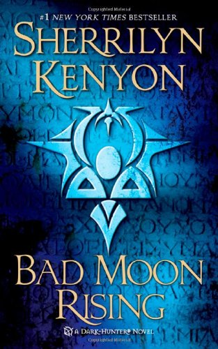 Book cover for Bad Moon Rising