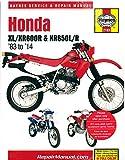 H2183 Honda XL XR600R XR650L R 1983-2014 Haynes Motorcycle Repair Manual