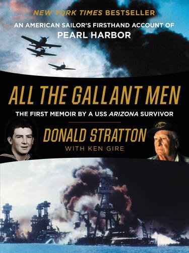 All the Gallant Men: An American Sailor's Firsthand Account of Pearl Harbor cover