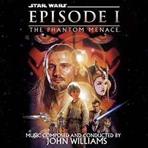 John Williams Star Wars Episode I The Phantom Menace