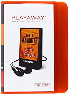 Book Cover: Cop Town