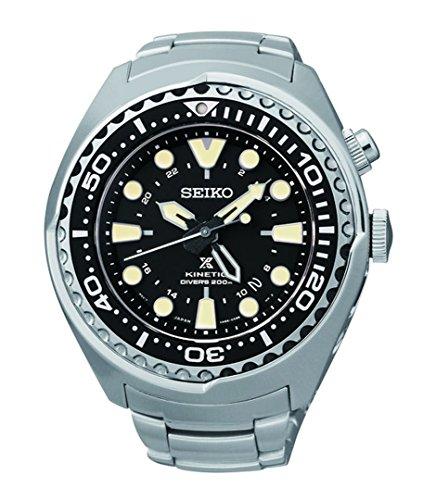 Seiko - Prospex Kinetic GMT - SUN019 ()