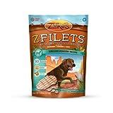 Zuke's Z-Filets Prime Venison Pet Treat, 7-1/2-Ounce, My Pet Supplies