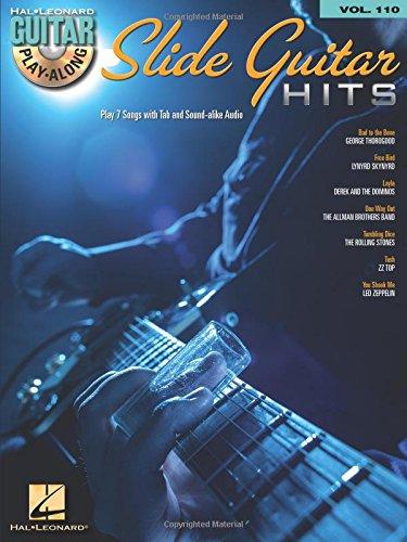 Slide Guitar Hits - Guitar Play-Along Volume 110 (Book/CD)
