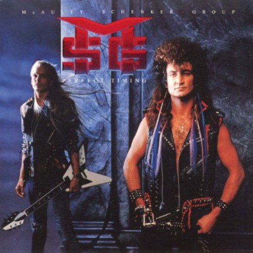 Perfect Timing /  Mcauley Schenker Group