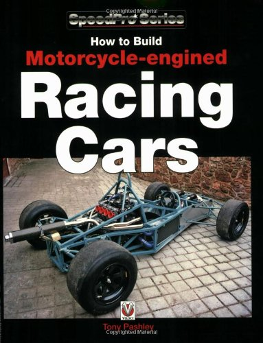 How To Build Motorcycle Engined Racing Cars Speedpro Series