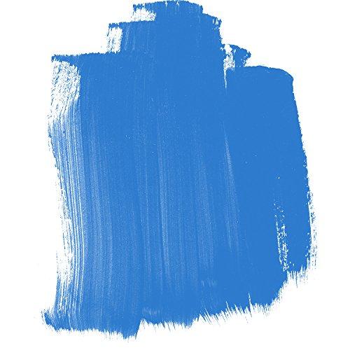 - Daler-Rowney System 3 Acrylic 150 ml Tube - Fluorescent Blue