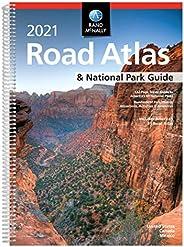 Rand McNally 2021 Road Atlas & National Park Guide (Rand McNally Road At