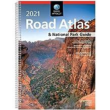 Rand McNally 2021 Road Atlas & National Park Guide (Rand McNally Road Atlas)