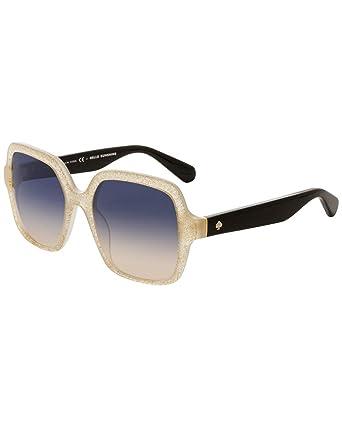 cee8d0fc83 Kate Spade New York Womens Women s Katelee S 54Mm Sunglasses  Amazon ...