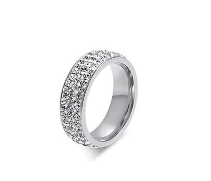 Joyas damas anillos Ring 3 serie Austria cristal mujeres anillos para Hockzeit Verlobung Party