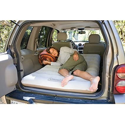 Amazon com : Coleman Packable SUV Quickbed : Camping Air