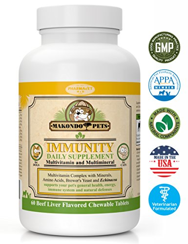 Boosters Immunity Supplements Chewable Pets Maintenance All product image