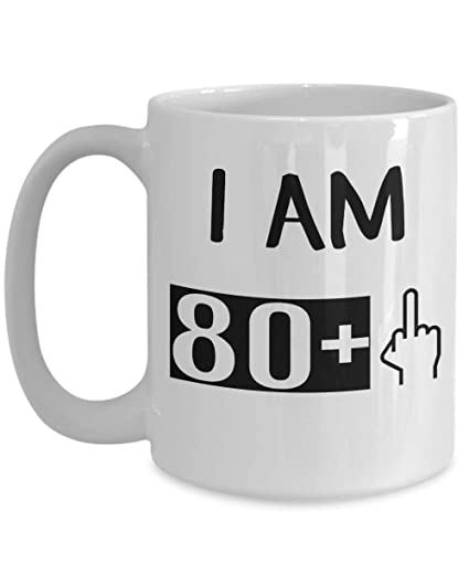 Turning 81 Years Old Coffee Mug