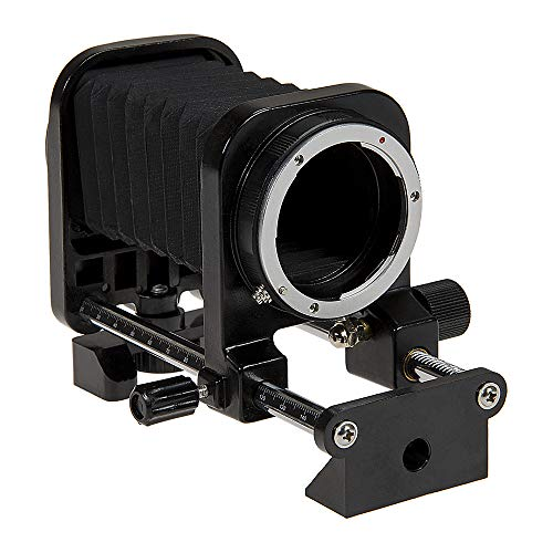 (Fotodiox Macro Bellows for Sony Alpha E-Mount (NEX) MILC Camera System for Extreme Close-up)