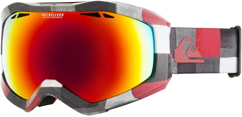 TALLA Única. Quiksilver Fenom Art Serie Gafas de Snowboard, Hombre