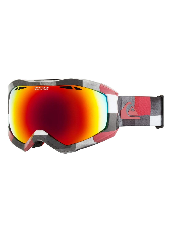 Quiksilver Fenom Art Serie Gafas de Snowboard, Hombre