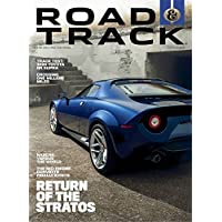Deals on Road & Track Magazine 4-Year Subscription 40 Issues