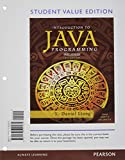 img - for Student Value Edition for Introduction to Java Programming, Brief Version plus MyProgrammingLab with Pearson eText -- Access Card Package (10th Edition) book / textbook / text book