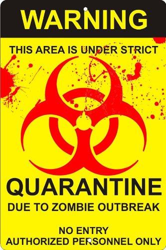 Biohazard Zombie outbreak quarantine