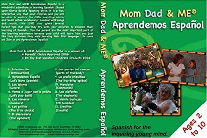 Amazon.com: Mom, Dad & ME Aprendemos Espanol: multiple ...