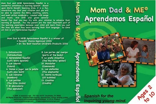 Mom, Dad & ME Aprendemos Espanol: Amazon.es: Cine y Series TV