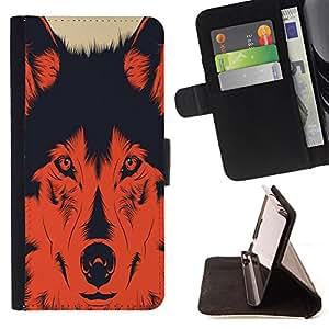 Dragon Case - FOR Samsung Galaxy A3 - Colour of the creative - Caja de la carpeta del caso en folio de cuero del tirš®n de la cubierta protectora Shell