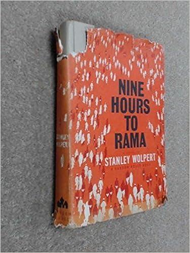 Nine Hours To Rama Book