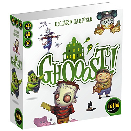 IELLO Ghooost Card Game