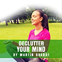 Declutter Your Mind Audiobook by Martin Brandt Narrated by Todd Curless
