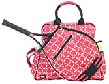 Ame & Lulu Women's Tennis Tour Bag-Cabana