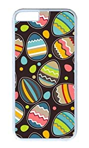 Adorable Chocolate Eggs Hard Case Protective Shell Cell Phone Cover For Apple Iphone 6 Plus (5.5 Inch) - PC White