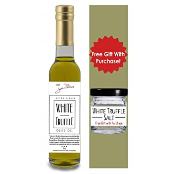 Chef Jean-Pierre's 7-oz White Truffle Oil