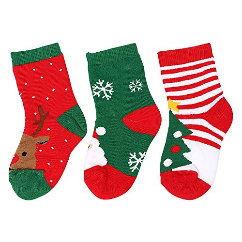 ehdching-pack-of-3-baby-kids-cartoon-christmas-holiday-toddler-childrens-socks