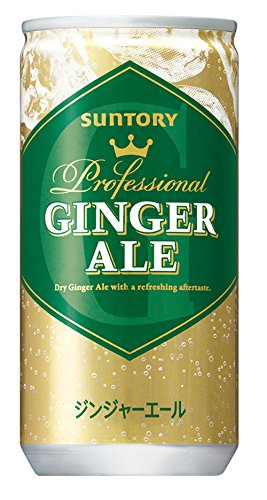 Suntory ginger ale 200mlX30 cans by Suntory Ltd.