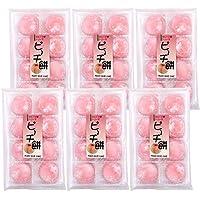 Fruit Mochi Daifuku Peach 8.22oz/235g (6 Pack)
