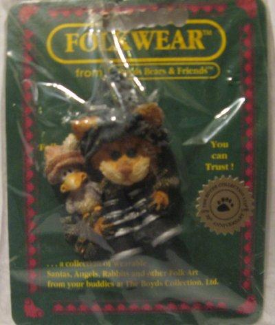 (Boyds Bears & Friends The Folkwear Collection Audubon Pin)