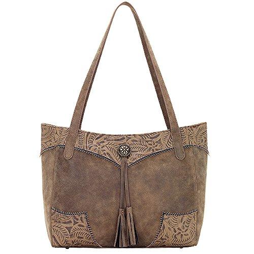 american-west-bandana-leather-guns-and-roses-secret-tote-ladies-handbag-ecru