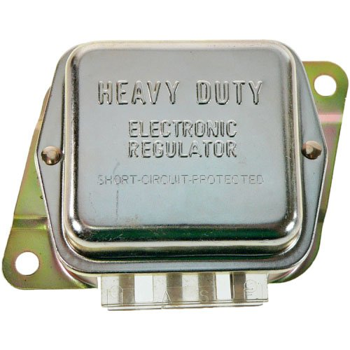DB Electrical AFD6001 Voltage Regulator (New for Ford Lincoln Mercury Car, Truck 1964-1987, External, Mustang 1965-1986 130506)