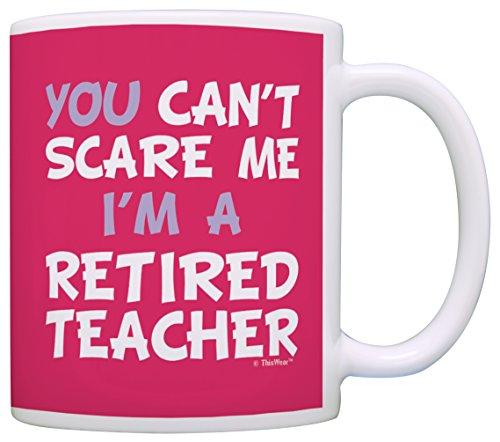 Retirement Retired Teacher Coworker Coffee